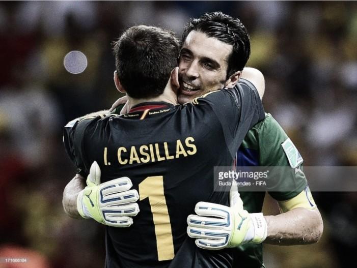 Buffon e a ausência de Casillas: «É um sinal para mim»