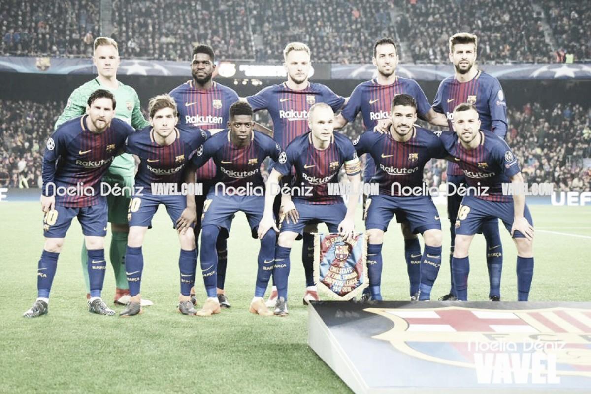 FC Barcelona - Chelsea: puntuaciones del Barça, vuelta de los octavos de la Champions