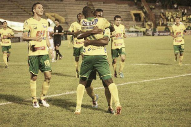 Atlético Huila después de una mala racha volvió a ganar
