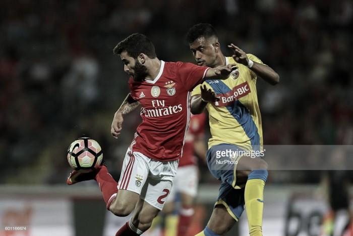 Arouca vs Benfica: horas extra por demérito próprio