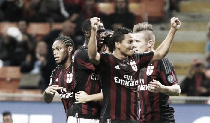 lI Milan di scena a Palermo: ora i rossoneri sognano la Champions