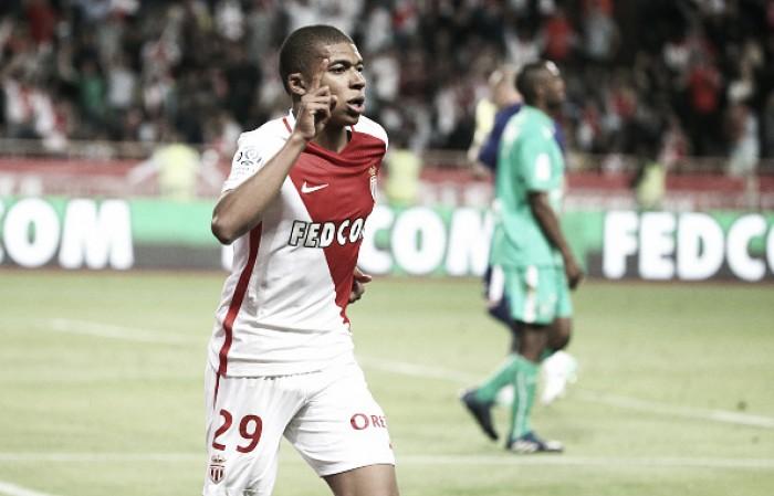 """Presidente do Monaco muda discurso sobre futuro de Mbappé: """"É uma decisão dele"""""""