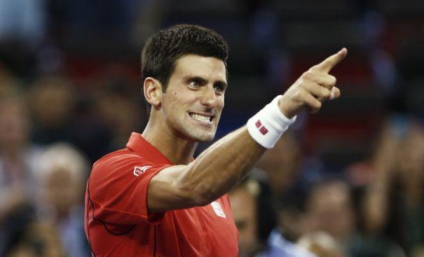 ATP Shanghai 2015: Djokovic solito rullo compressore