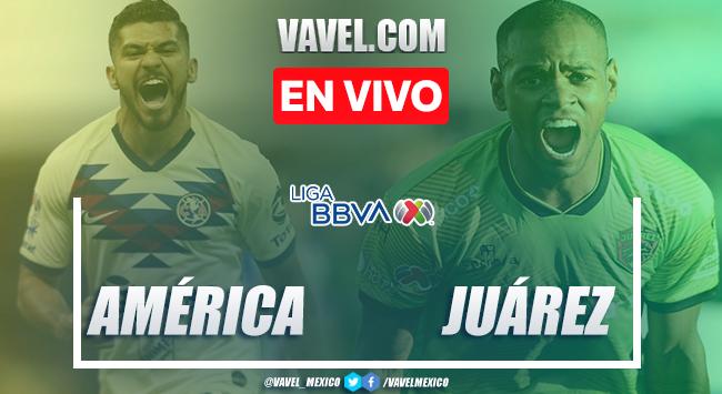 Goles y resumen: América 1-3 FC Juárez en Liga MX 2020