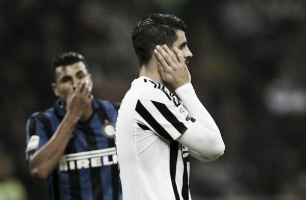 """Inter-Juve 0-0, il rimprovero di Allegri: """"Davanti dovevamo esser cattivi come Barzagli dietro"""""""
