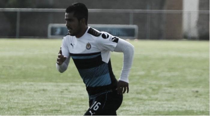 Miguel Ponce quiere aprovechar la oportunidad en el encuentro de Copa MX
