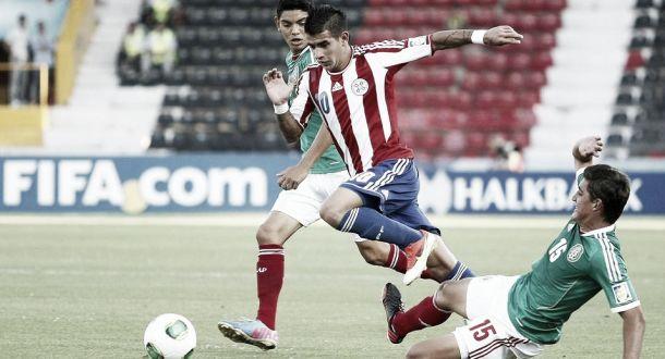 México - Paraguay: viejos conocidos