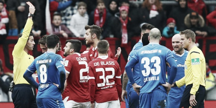 1. FSV Mainz 05 0-0 SV Darmstadt 98: Drab derby draw in Mainz