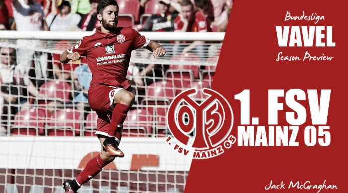 1. FSV Mainz 05 - Bundesliga 2016/17 Season Preview: Can Die Nullfünfer repeat the domestic success of last season?