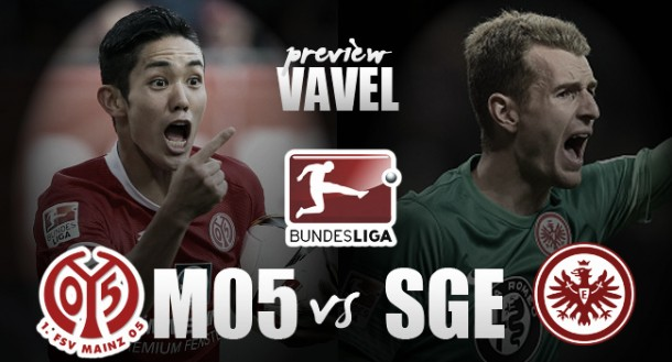 Preview - 1. FSV Mainz 05 - Eintracht Frankfurt: Both sides in need of a win in Rhein-Main derby