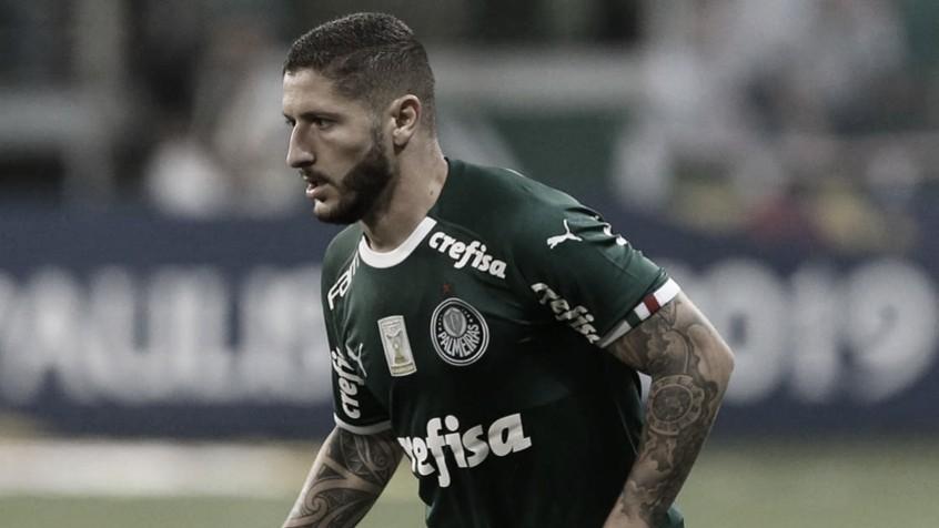 Zé Rafael fala sobre gol em ex-clube e lamenta quebra de sequência vitoriosa do Palmeiras