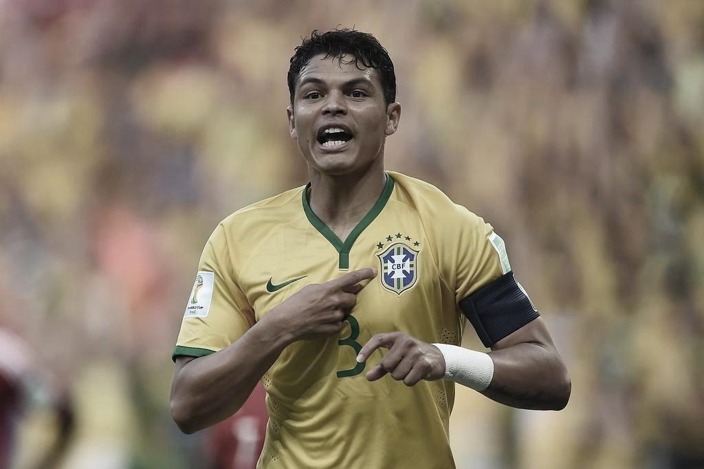 Tite define Tiago Silva como capitão da Seleção Brasileira contra Venezuela