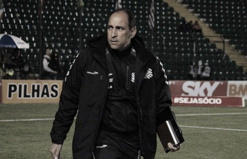 Joinville oficializa Vinícius Eutrópio como novo treinador
