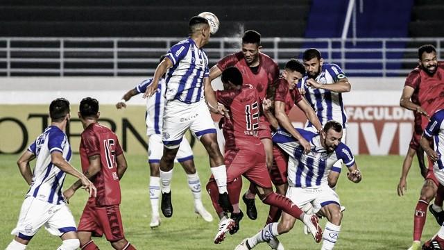 Praticamente rebaixado, Botafogo-SP aposta últimas fichas na Série B contra CSA