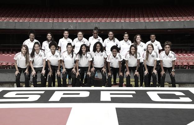 Elenco feminino do São Paulo segue a preparação para próxima temporada