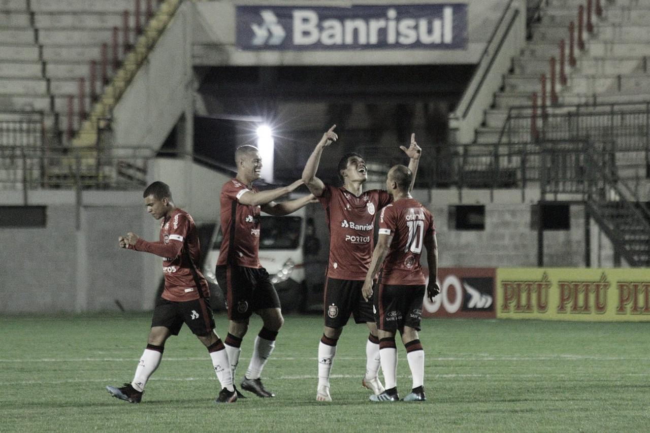 Brasil de Pelotas supera Náutico e alcança segunda vitória consecutiva na Série B