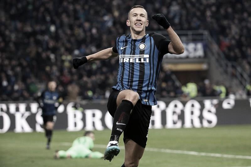 Após boa temporada no Bayern, atacante Perisic retorna à Internazionale