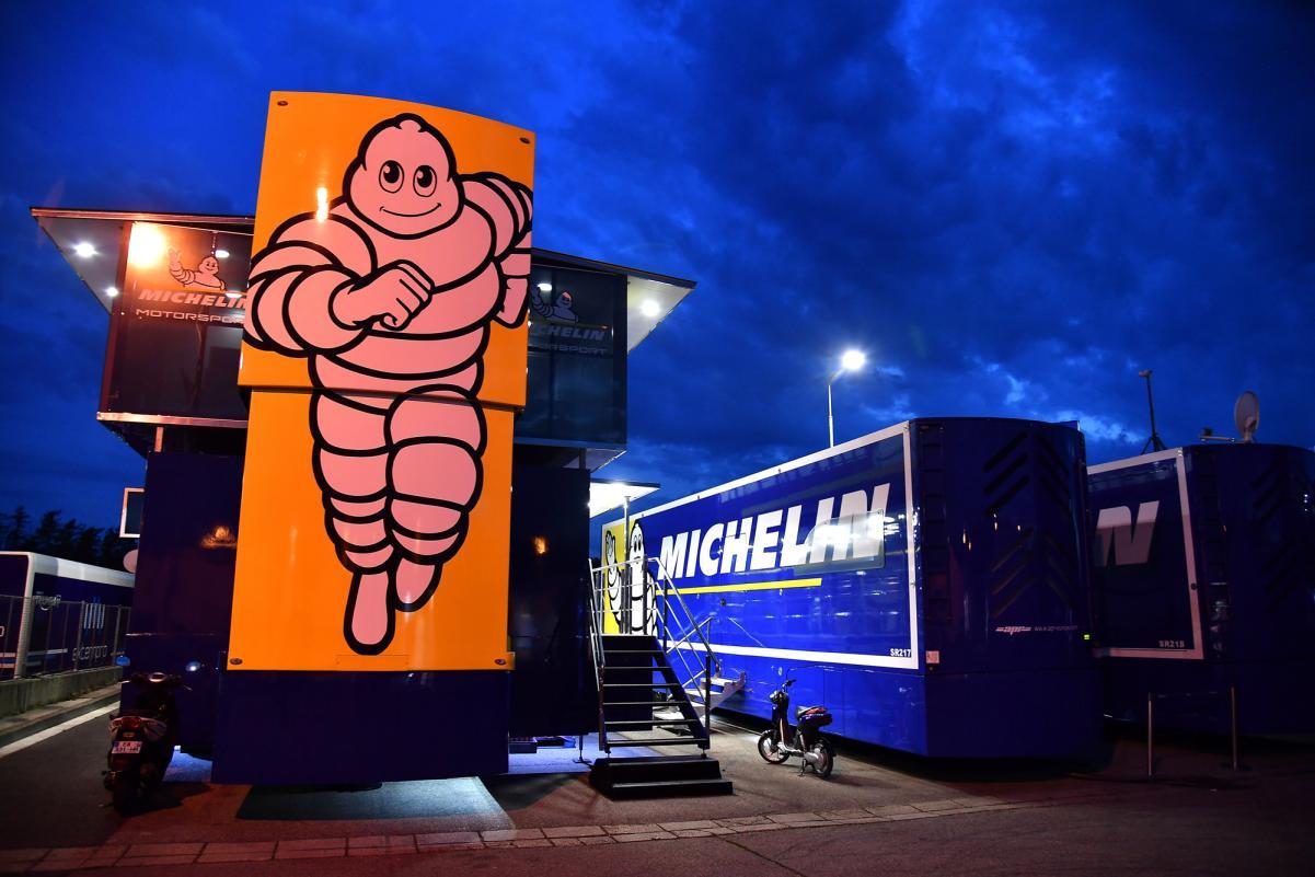 Michelin se prepara para la segunda cita de Austria