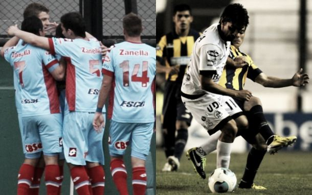 Resultado All Boys - Arsenal de Sarandí (1-1) 2014