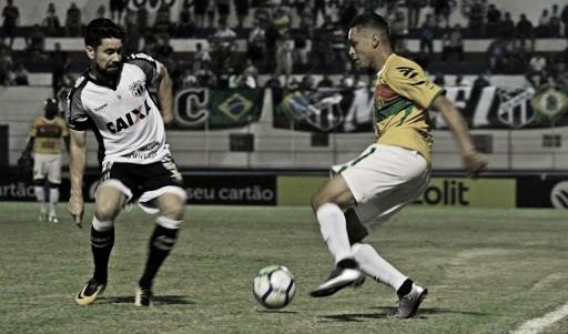 Reencontro: Brusque e Ceará se encaram na Copa do Brasil após dois anos