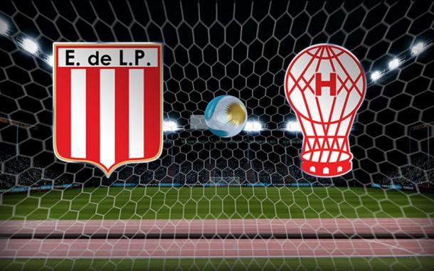 Resultado Estudiantes de La Plata - Huracán (1-1) 2014 por la Copa Argentina 2014