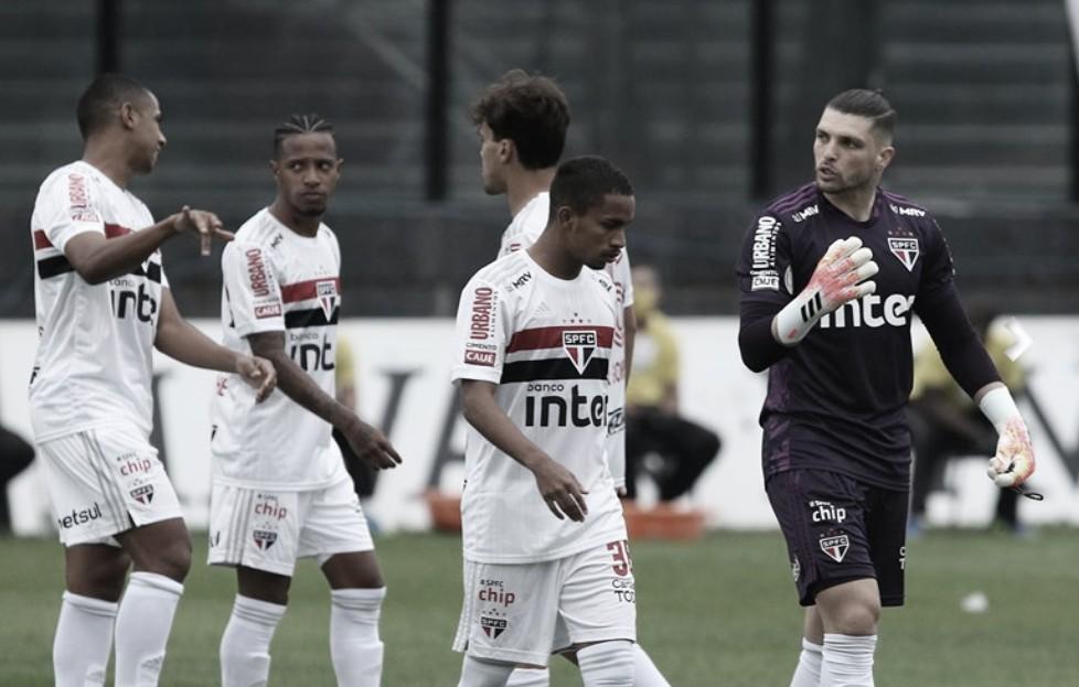 Em má fase, São Paulo enfrenta Bahia no Morumbi