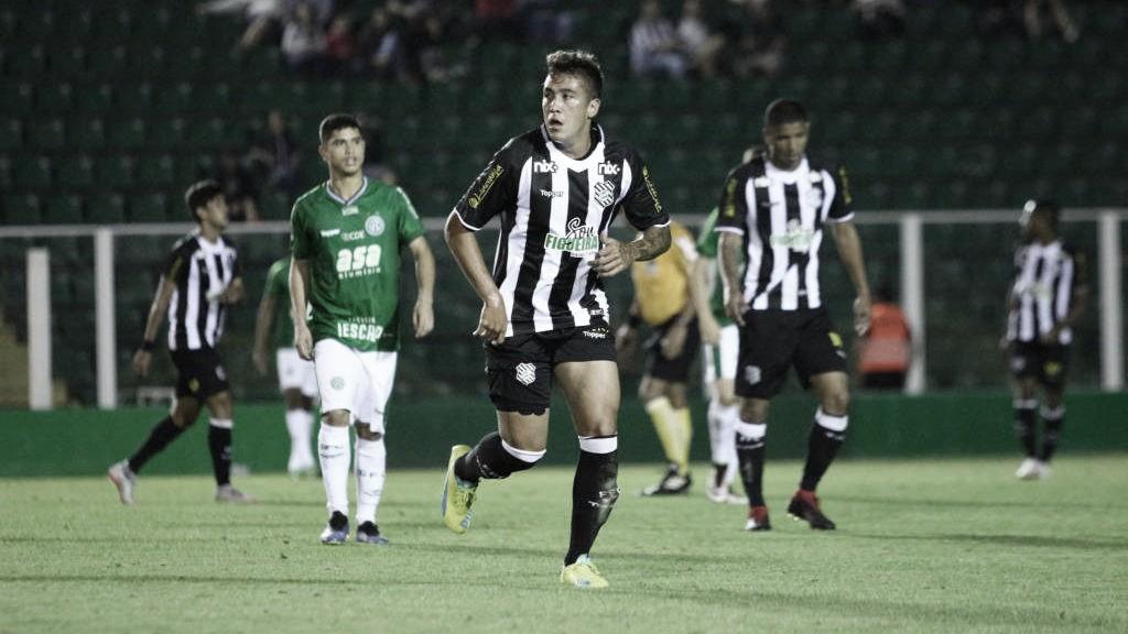 Após primeira vitória com Elano, Figueirense recebe Guarani para embalar na Série B