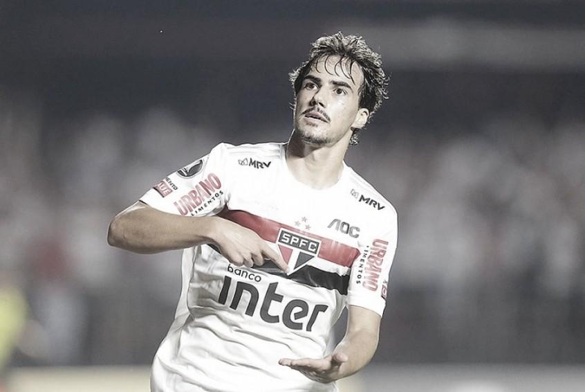 """Igor Gomes lamenta empate do São Paulo com Internacional: """"Injusto"""""""