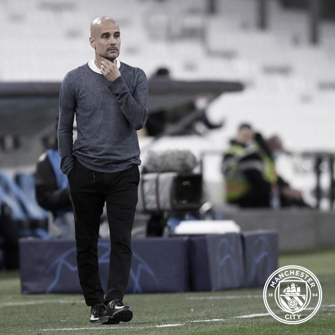 "Guardiola exalta vitória do City na Champions League: ""Criamos chances suficientes de vencer"""