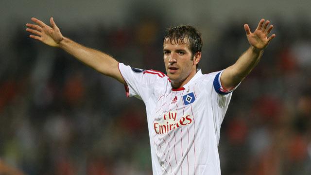 Van der Vaart vuelve al Hamburgo