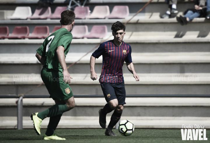 Raúl Moro e Ilaix, convocados con la Selección Española sub-17