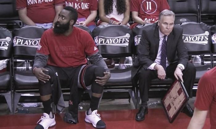 NBA, Mike D'Antoni e il futuro di James Harden