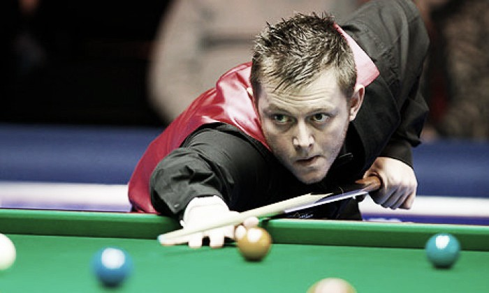 Mark Allen fails to qualify for the China Open
