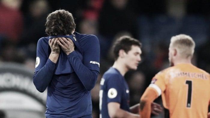 El Leicester saca provecho de un Chelsea muy flojo