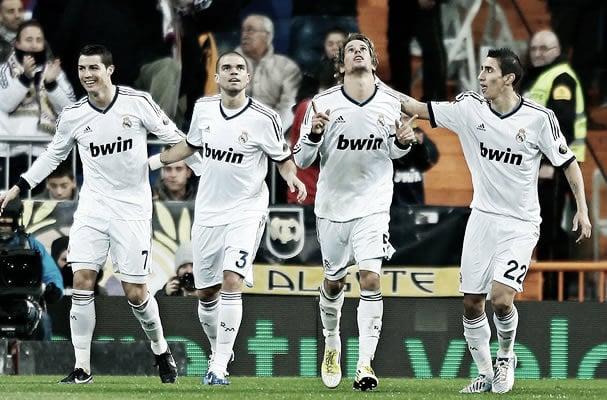 Temporada 2012/13 del Real Madrid en números