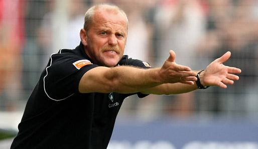 Schaaf quitte le Werder après 14 ans