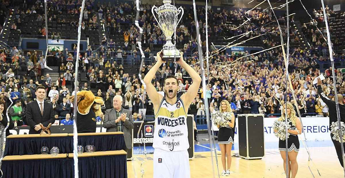 Worcester Wolves: Lucky break or start of someting special?