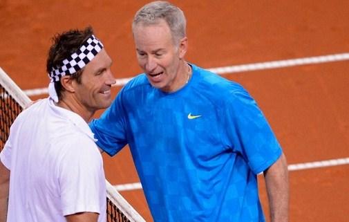Il Roland Garros delle Leggende