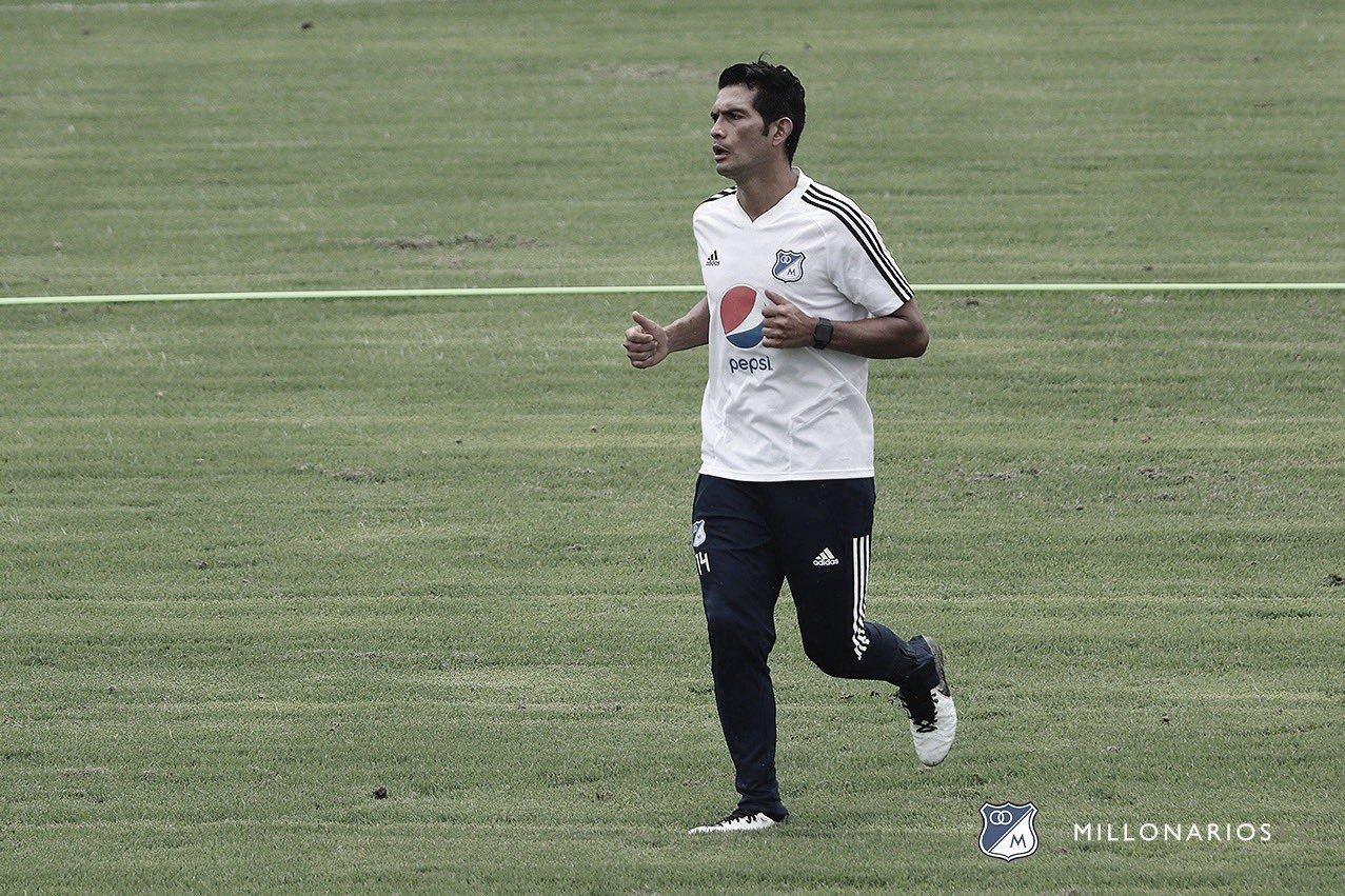 Macalister Silva será baja por lesión al menos durante una semana