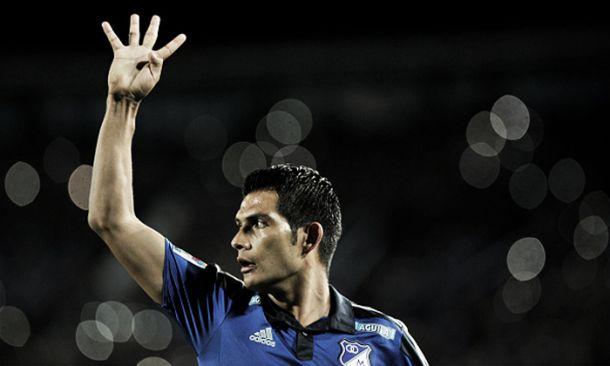 """David Silva: """"Las expectativas son las mismas: poder darle la estrella 15 a Millonarios"""""""