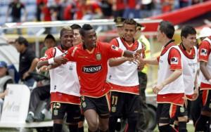 Deportivo Cuenca con nuevo técnico golea al nuevo colista