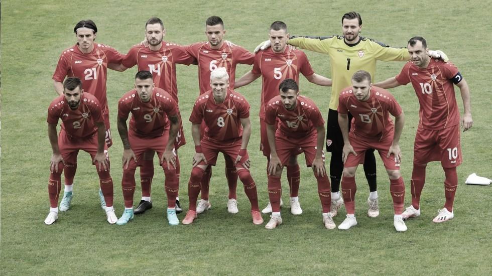 Previa: Austria - Macedonia: debut macedonio en el combate europeo
