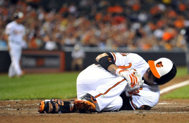 Manny Machado Out For The Year
