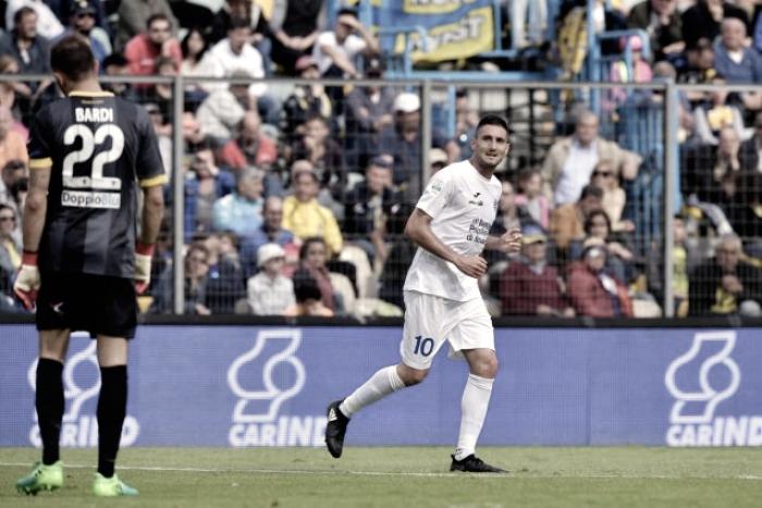 Serie B: tonfo Frosinone, il Verona ne approfitta