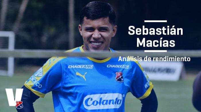 Análisis VAVEL, Independiente Medellín 2018-II: Sebastián Macías