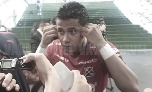 """Sebastián Macías: """"Estoy feliz porque ayudé al equipo"""""""