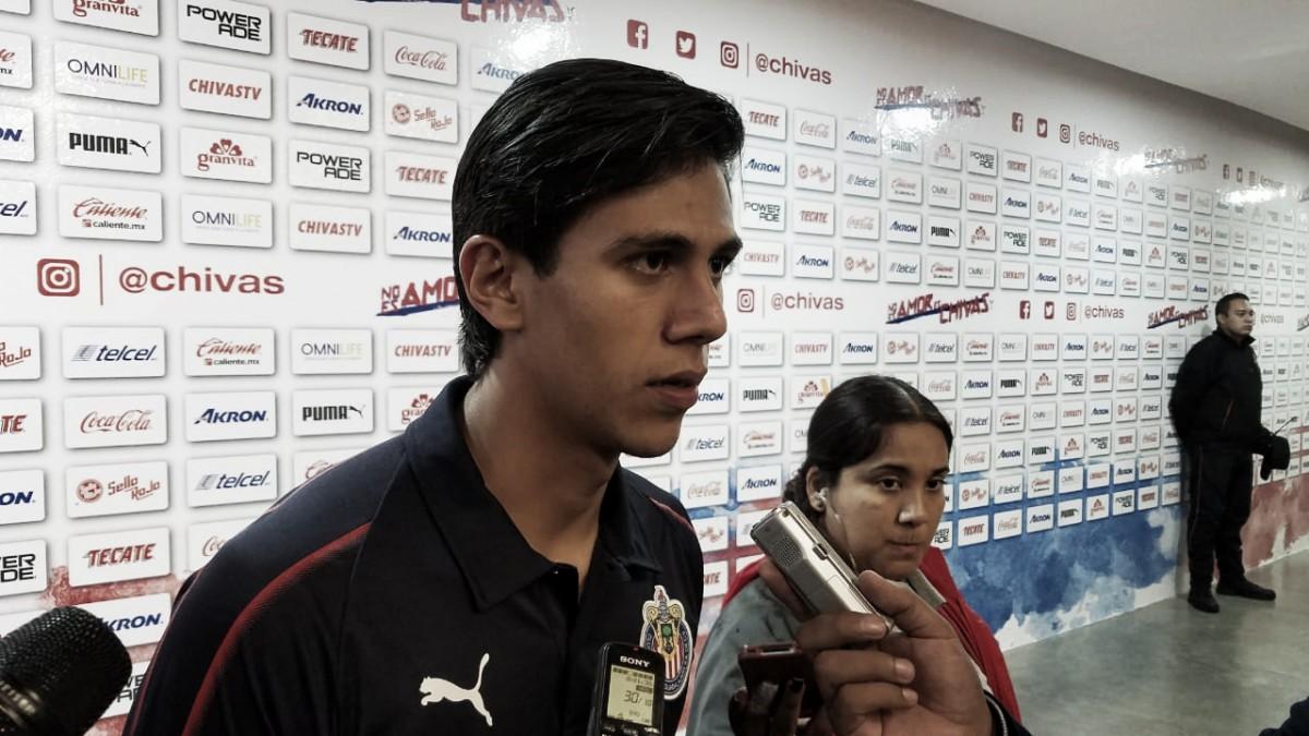 """José Juan Macías: """"Quiero demostrar esa hambre que tengo por jugar"""""""