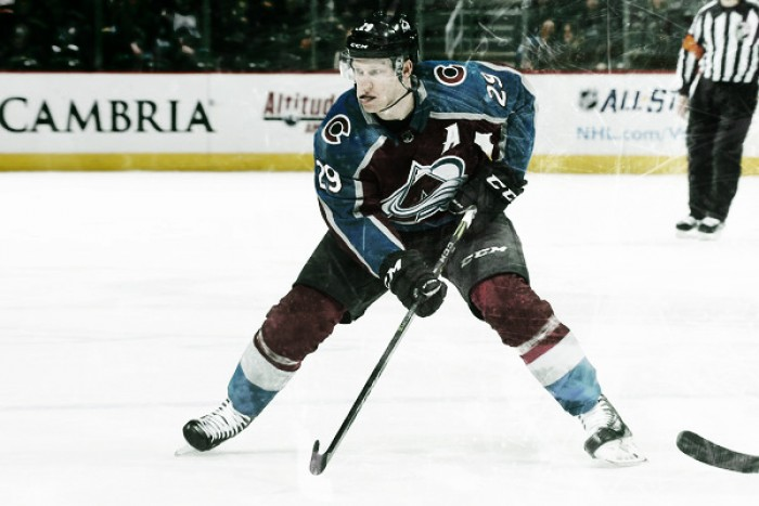 Nathan MacKinnon: Ultimate dark horse MVP candidate