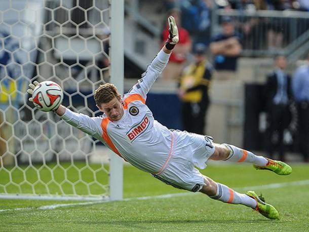 Philadelphia Union Send Zac MacMath to Colorado Rapids for 2017 MLS SuperDraft Pick