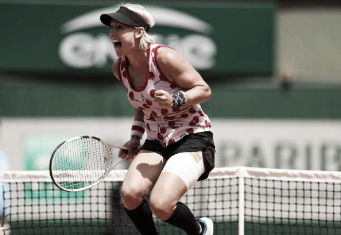 Bethanie Mattek Sands' injury is 'not a career-ender', according to NYT interview